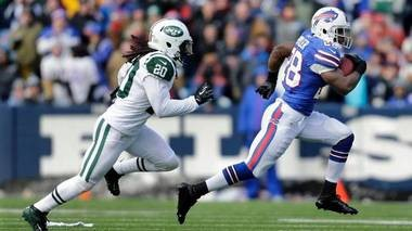 Under Curtis Modkins, C.J. Spiller and the Buffalo Bills had an explosive rushing attack.