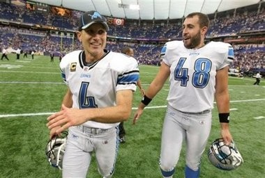 Detroit Lions long snapper Don Muhlbach was selected to participate in this year's NFL Pro Bowl by Green Bay's coaching staff.