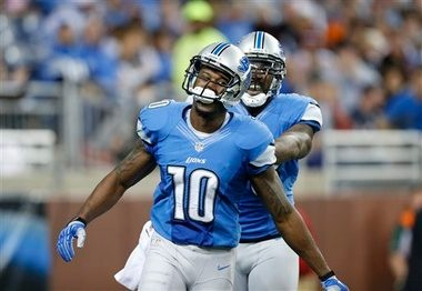 The Detroit Lions have agreed to a one-year deal with Kassim Osgood.