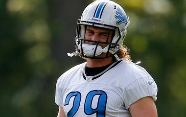 Safety John Wendling has carved out a role with the Detroit Lions as a core special teams player. And he's one of the best in the league at it.