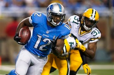 Jeremy Ross has given the Detroit Lions a lift in the return game since being promoted off the practice squad.