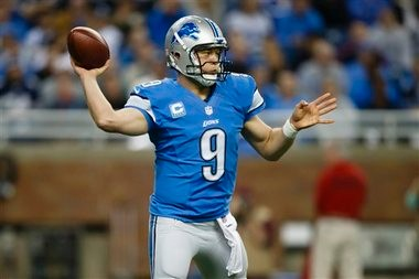 Matthew Stafford rejected the idea of working with a quarterback guru this offseason.