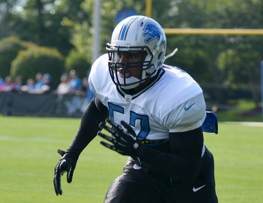 Former Lions seventh-round pick Brandon Hepburn has signed a futures deal with the club.