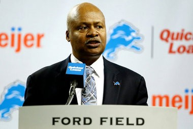 New Detroit Lions coach Jim Caldwell could be the offensive play-caller next season, but even if he doesn't exclusively handle the role, he plans on being heavily involved.
