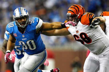 Ndamukong Suh was the subject of more criticism from former Pro Bowler Warren Sapp this week at the Super Bowl.
