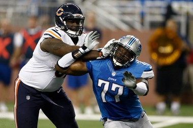 Israel Idonije reportedly has agreed to rejoin the Bears after spending one season in Detroit.