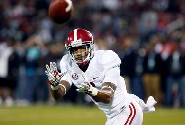 Alabama's Ha Ha Clinton-Dix is the consensus best safety in the draft.