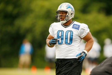 Ndamukong Suh does not appear to be close to signing an extension with the Lions.