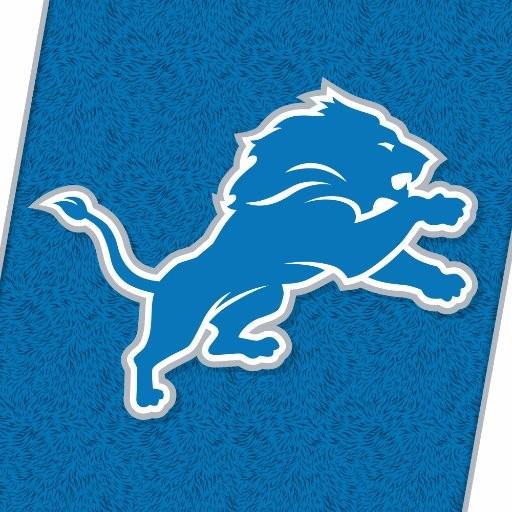 New Detroit Lions logo.