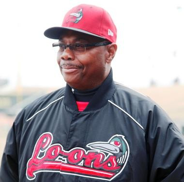 Razor Shines begins his first season as the manager of the Great Lakes Loons.