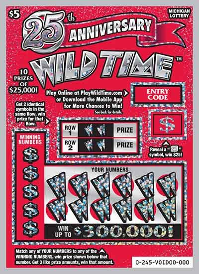 These are the top remaining instant lottery tickets prizes
