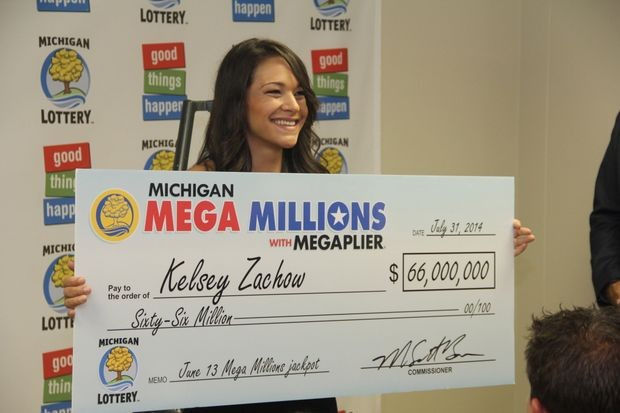 Top 10 richest Powerball and Mega Millions winners in Michigan and