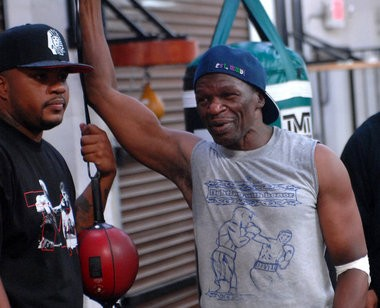 Floyd Mayweather Sr. is eager to get back in the gym.