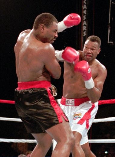 Larry Holmes finished 69-6, but is he less of a champion than Rocky Marciano? No.