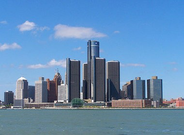 Detroit was listed No. 7 in a CNBC report on American cities with the most burglaries, but the statistics didn't factor in population.
