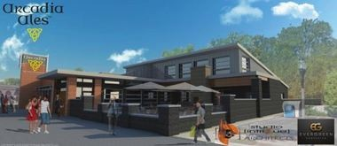 Arcadia Ales is opening Arcadia Ale & SmokeHouse in Lansing.