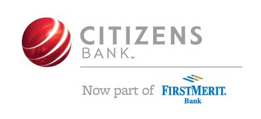 "Former Citizens Bank locations will now operate under the name ""Citizens Bank, now part of FirstMerit Bank."""