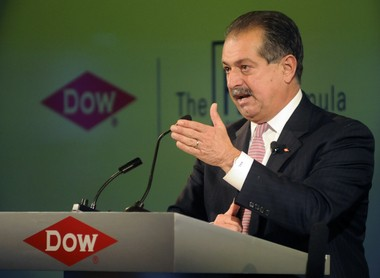 Andrew N. Liveris is The Dow Chemical Co.'s chairman and CEO.
