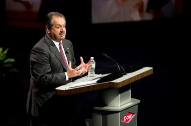 Dow Chemical Chairman and Chief Executive Officer Andrew N. Liveris.