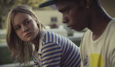 """Brie Larson and Keith Stanfield in """"Short Term 12."""""""