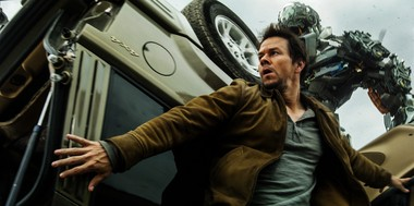 "Mark Wahlberg plays Cade Yeager in ""Transformers: Age of Extinction."""