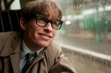 """Eddie Redmayne plays Stephen Hawking in """"The Theory of Everything."""""""