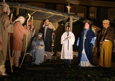 Christians conclude their observance of the Twelve Days of Christmas with the celebration of the feast of the Epiphany.