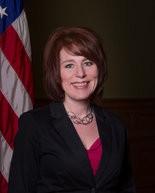 Bay City Commission President, Lori Dufresne.