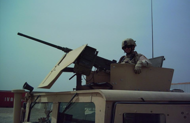 SPC Douglas Szczepanski deployed in Iraq before a suicide bomber wounded him in September 2005.