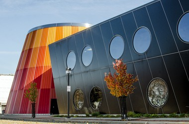 The Delta College Planetarium & Learning Center, 100 Center Ave., Bay City