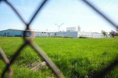 An undisclosed medical marijuana company is looking at the former Dow Chemical Co. and Crane Resistoflex building at 4675 E. Wilder Road.