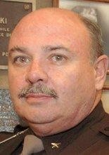 Bay County Sheriff John Miller