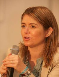 Catarina de Albuquerque, U.S. special rapporteur on the right to safe drinking water and sanitation.