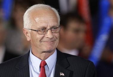 Former U.S. Rep. Kerry Bentivolio