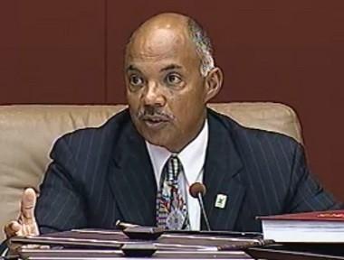 Detroit City Council President Pro Tem Gary Brown