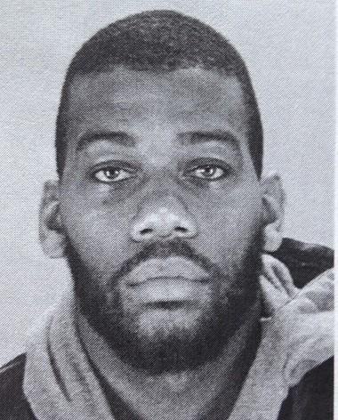 Greg Monroe, Feb. 13, 2014, following arrest in Huntington Woods