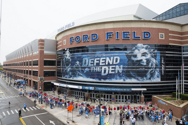 b414e31e Guide to the Detroit Lions' home opener: Purse policy, parking and ...