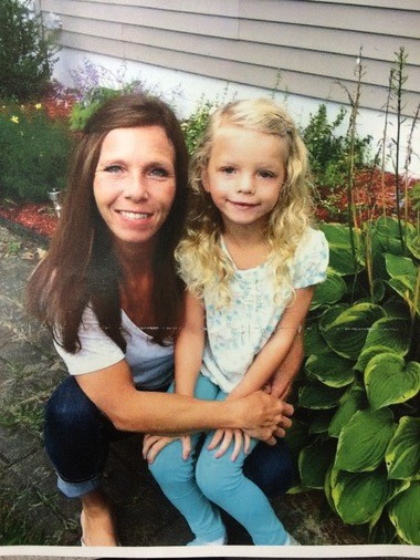 Sharon Elizabeth Watson, 37, and her 7-year-old daughter, Emma Watson Nowling, who were shot outside the Taylor Sportsplex Dec. 3, 2015. Nowling died due to injuries sustained from the gunshots.