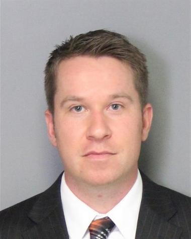 Ferndale Police Officer Jason White. Mugshot provided by Ferndale police.