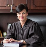 Oakland County Circuit Judge Lisa Gorcyca. Photo from Oakland County website bio
