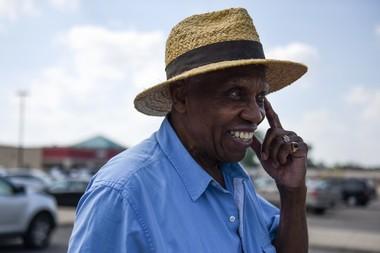 Retired Sgt. Tom Robinson, 79 of Detroit.