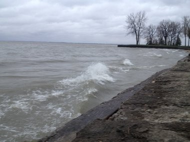 File photo, Lake St. Clair, by Dustin Block
