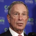 New York City Mayor Michael Bloomberg's charitable organization, Bloomberg Philanthropies, awarded a $1.5 million grant to the City of Lansing.