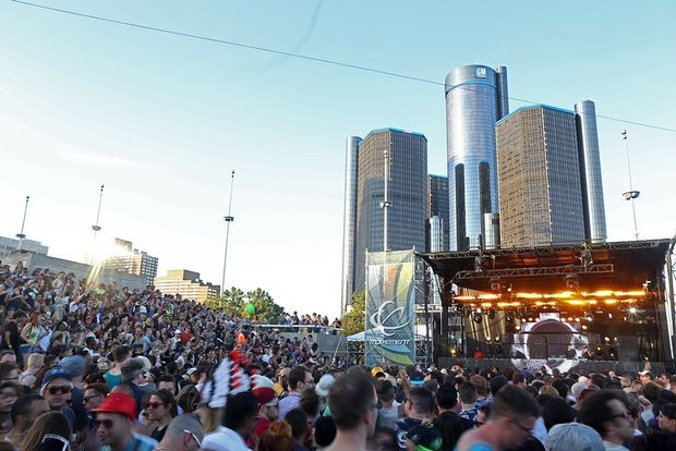 An abridged history of Movement, Detroit's electronic music