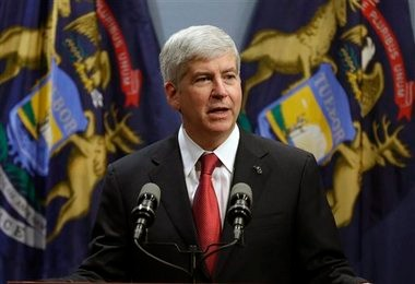 Gov. Rick Snyder announced the new agency earlier this year.