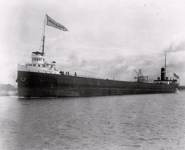 The Henry B. Smith, an iron ore carrier that sunk on Nov. 10, 1913, was discovered about 30 miles north of Marquette in Lake Superior by a group of shipwreck hunters on May 24.