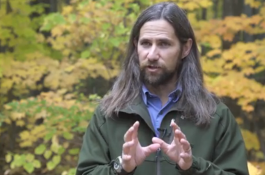 John Vucetich, a wolf researcher at Michigan Technological Institute, says it could take a century to restore the island's ecosystem.