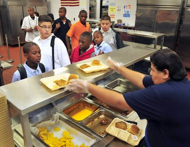 The percentage of school children qualifying for free or reduced price lunches increased from 36.2 percent in 2006 to 46.7 in 2014.