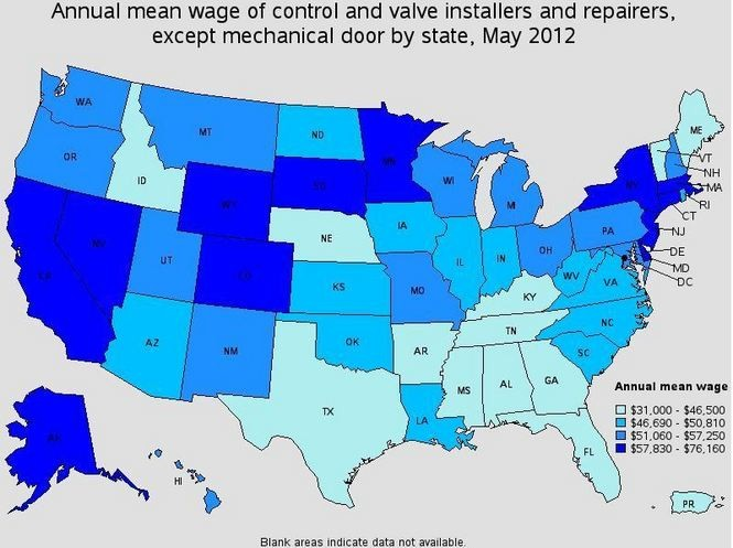 49 Michigan jobs that pay at least 15% more than national