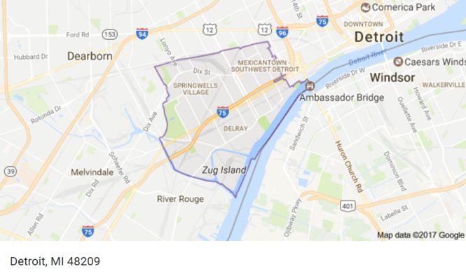 map of dearborn, map of neighborhoods in detroit, map of lincoln park, map of brownstown, map of romulus, map of west detroit, map of river rouge, map of se detroit, map of westland, on map of sw detroit